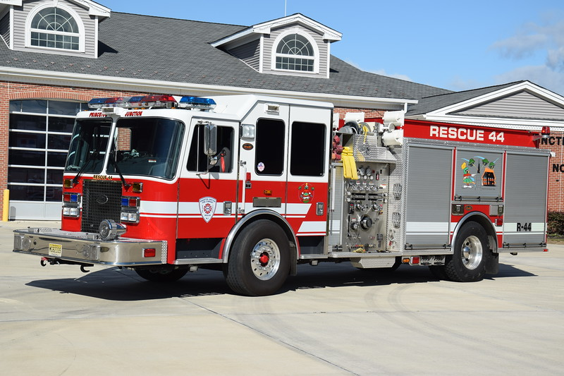 Princeton Junction Fire Company Rescue 44
