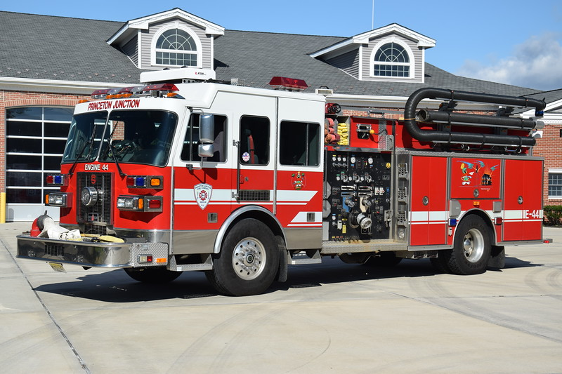 Princeton Junction Fire Company Engine 44