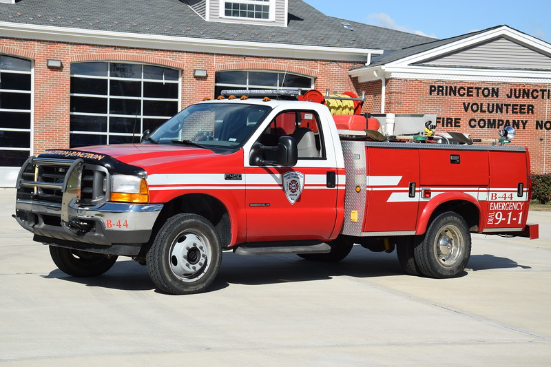 Princeton Junction Fire Company Brush 44