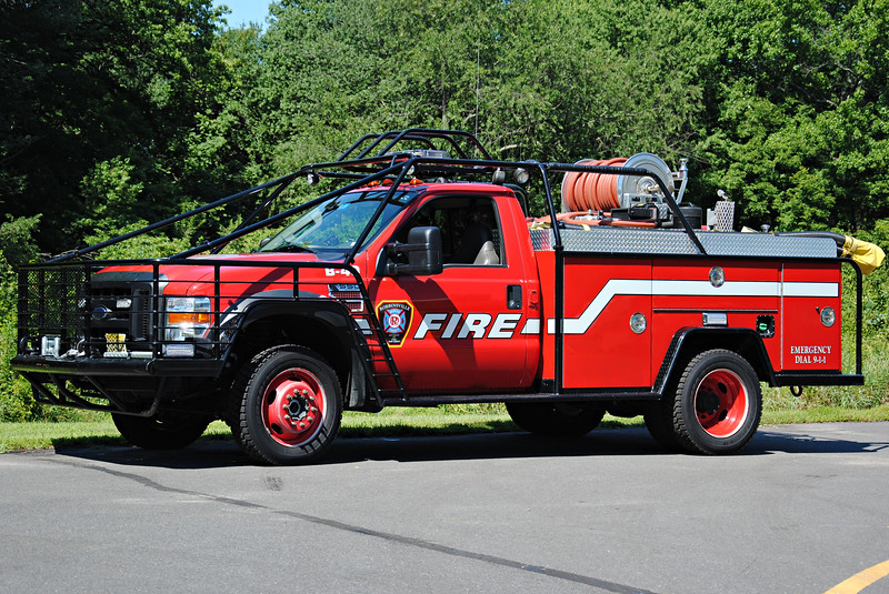 Robbinsville Fire Department Brush 40