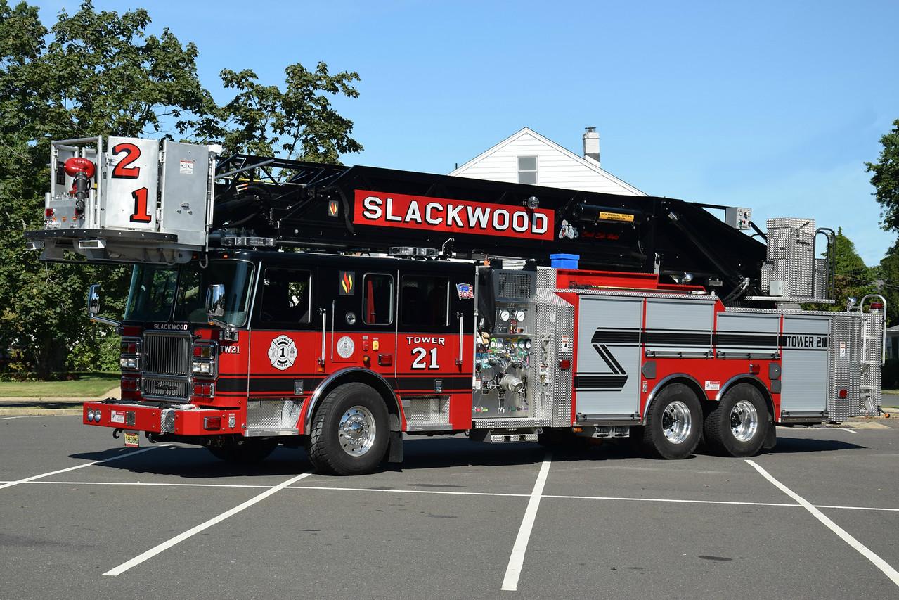 Slackwood Fire Company, Tower 21