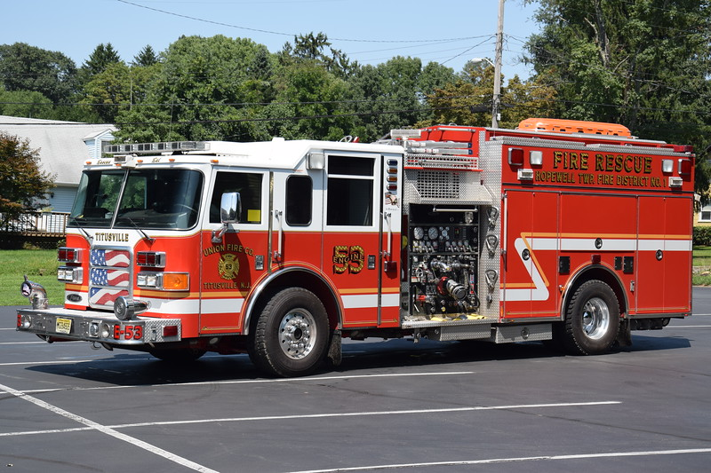Union Fire Company Engine 53