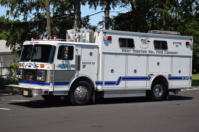 West Trenton Fire Company Special Services 33