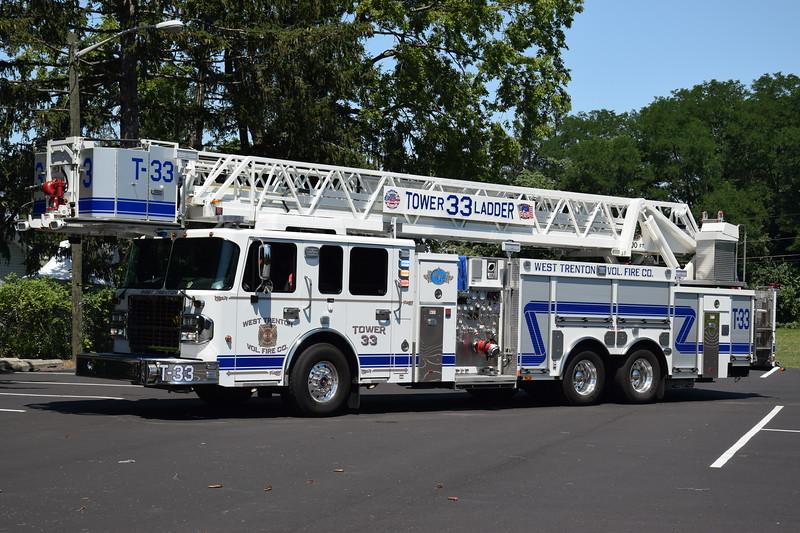 West Trenton Fire Company Tower 33
