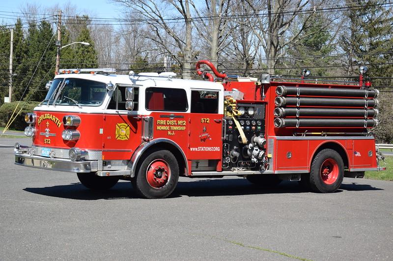 Applegarth Engine Company #1 Engine 57-2