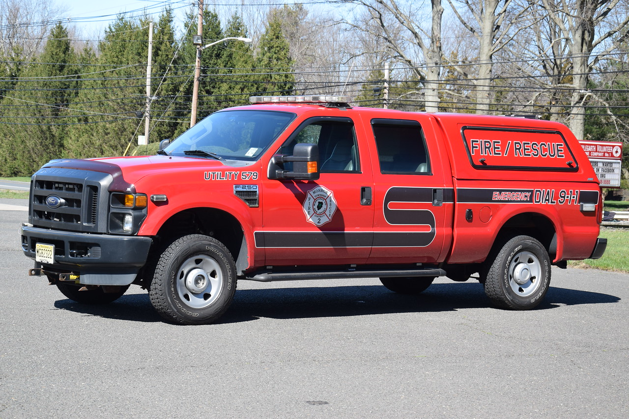 Applegarth Engine Company #1 Utility 579