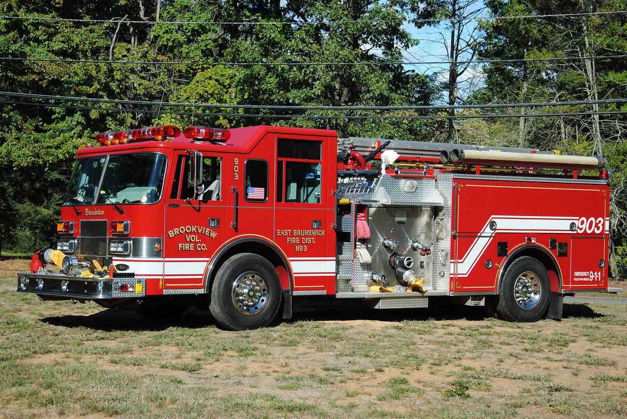 Brookview Fire Company Engine 903