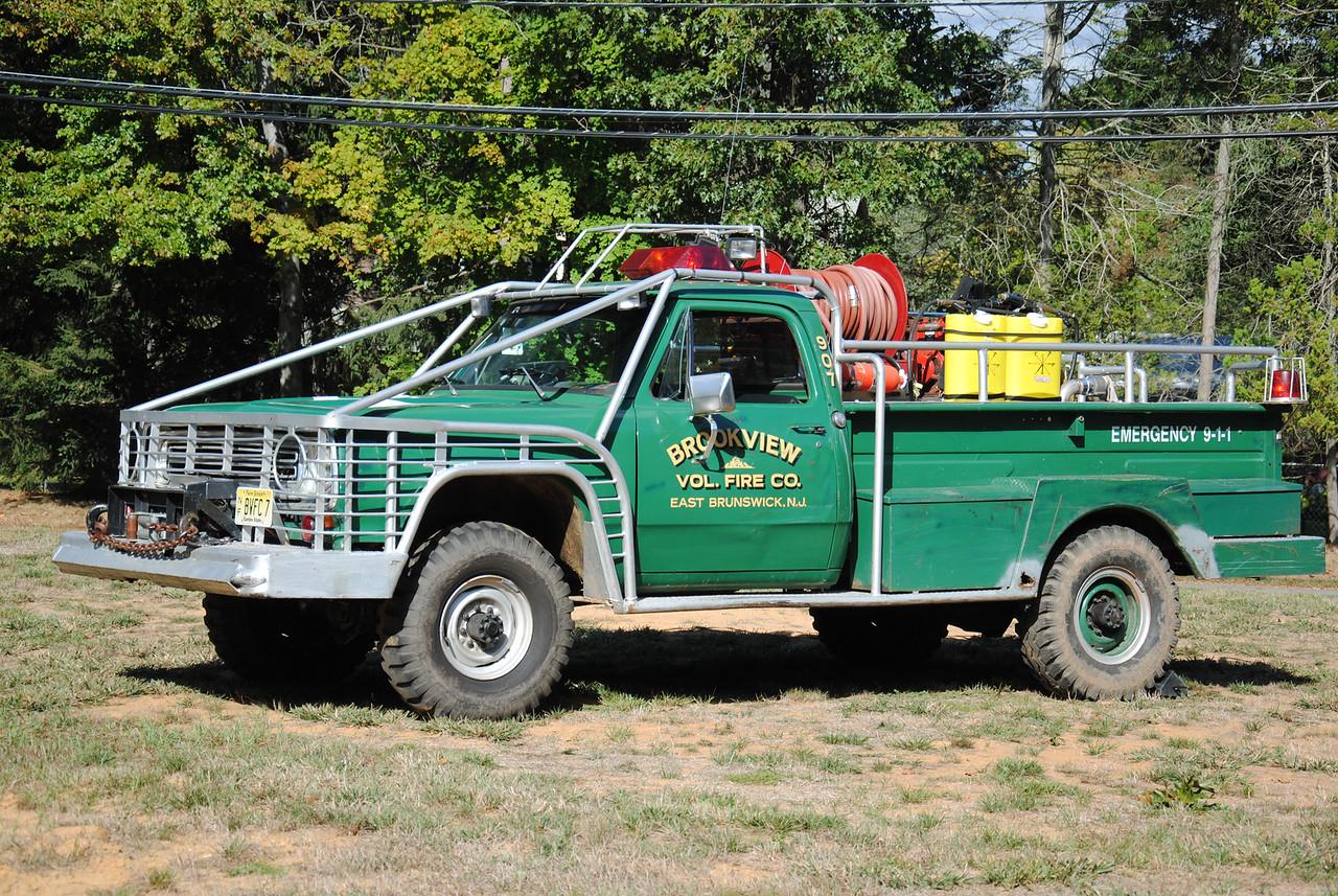 Brookview Fire Company Brush 907
