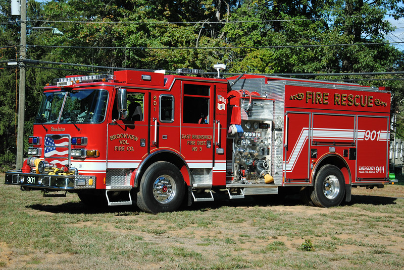 Brookview Fire Company Engine 901