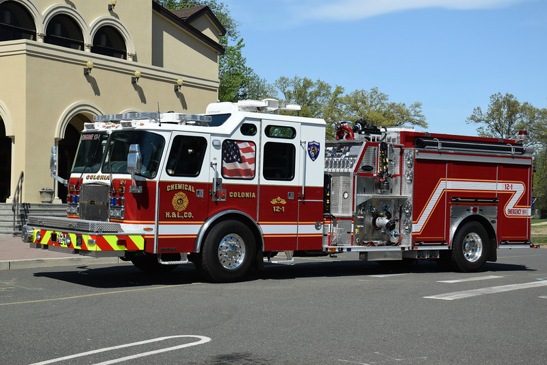 Colonia Fire Department Engine 12-1