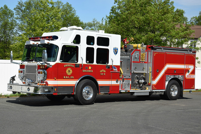 Colonia Fire Department Engine 12-3