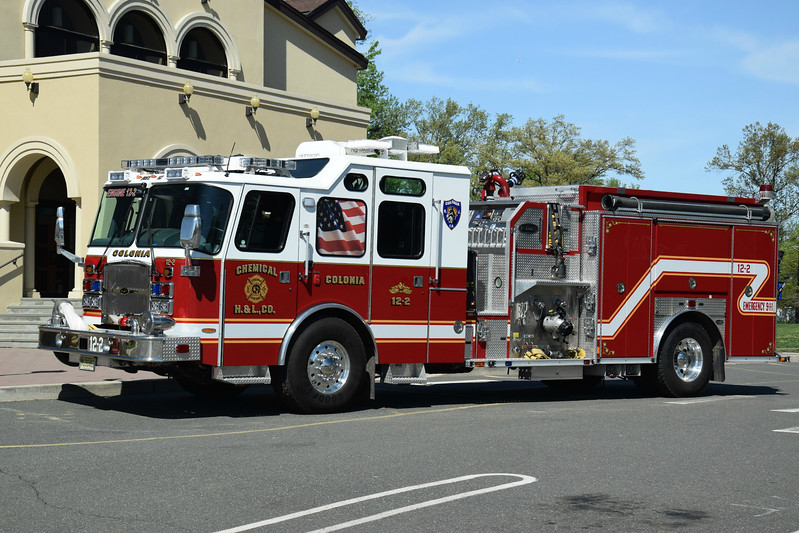 Colonia Fire Department Engine 12-2