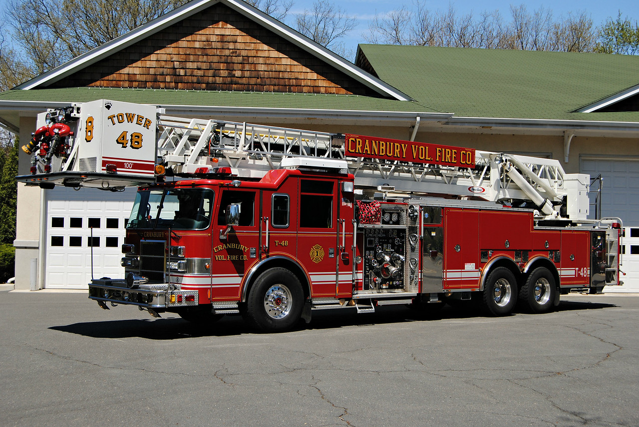 Cranbury Fire Company Tower 48