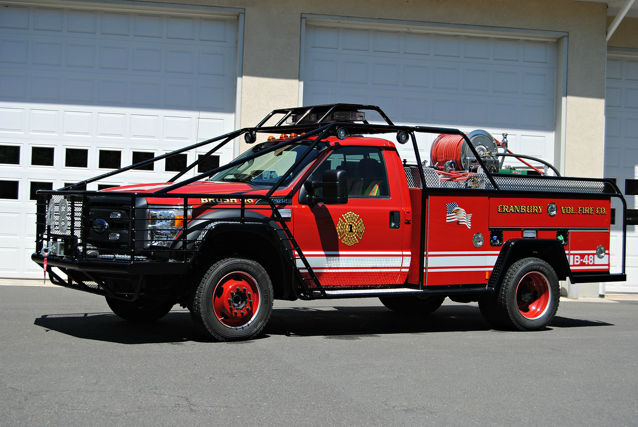 Cranbury Fire Company Brush 48