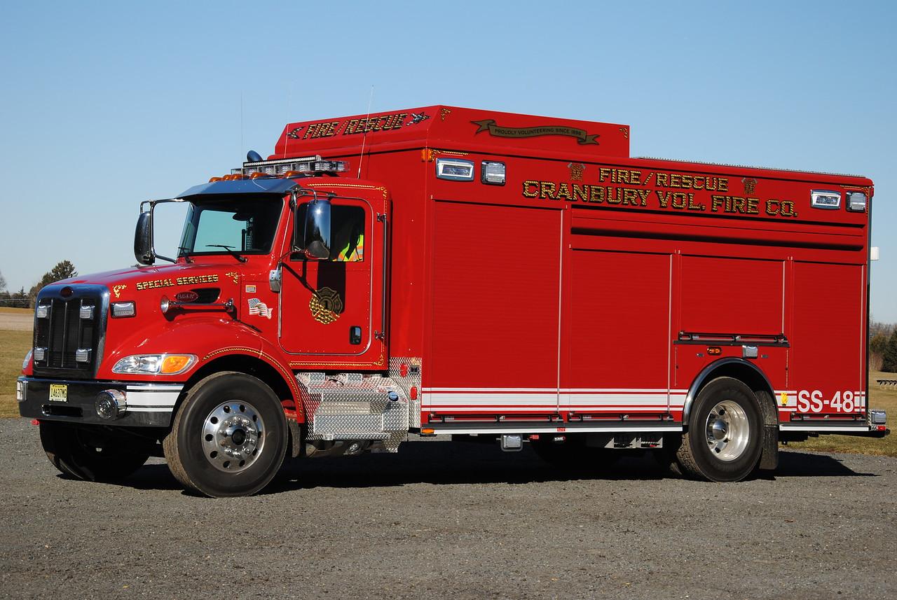 Cranbury Fire Company Special Services 48