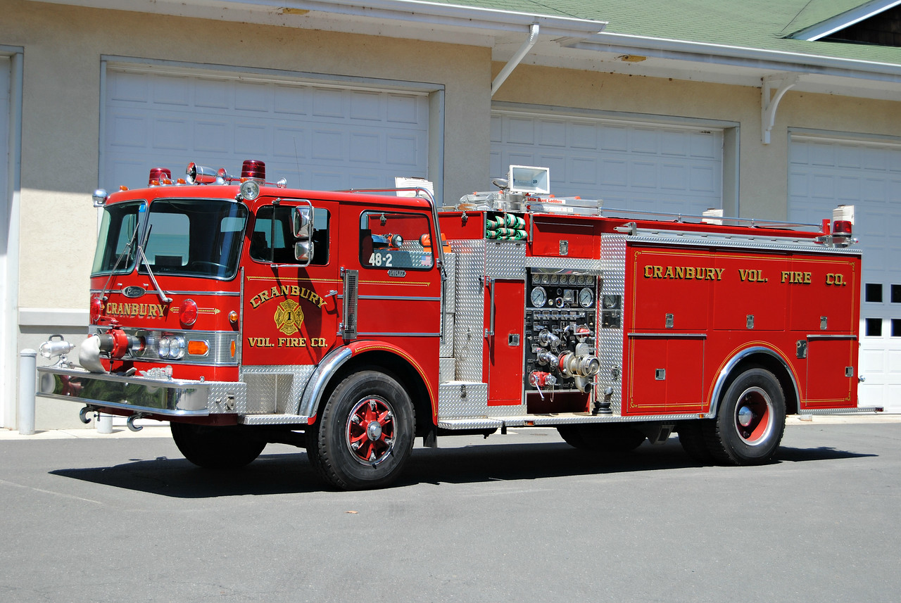 Ex-Cranbury Fire Company Engine 48-2