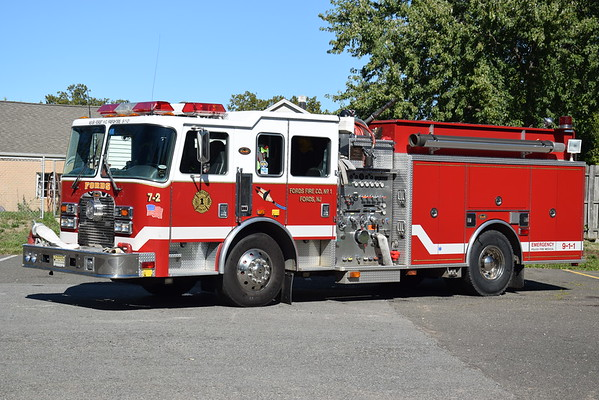 Fords Fire Company- Woodbridge District 7