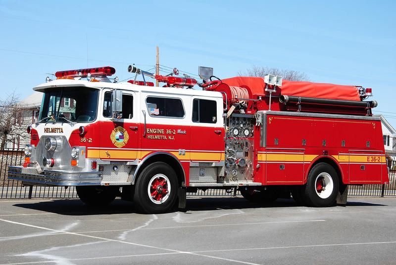 Helmetta Fire Department, Helmetta Engine 36-2