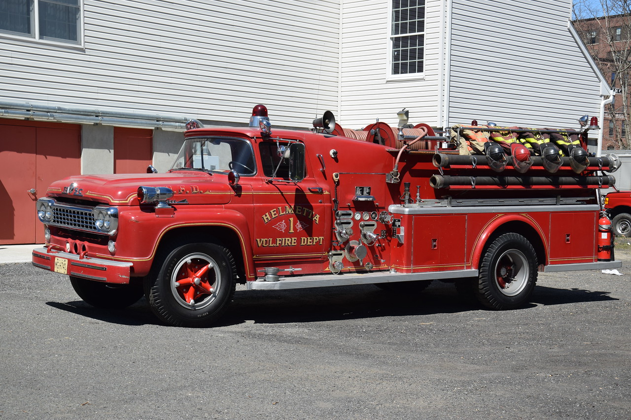 Helmetta Fire Department HE-1
