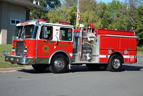 Holmes Marshall Fire Company- Piscataway Twp