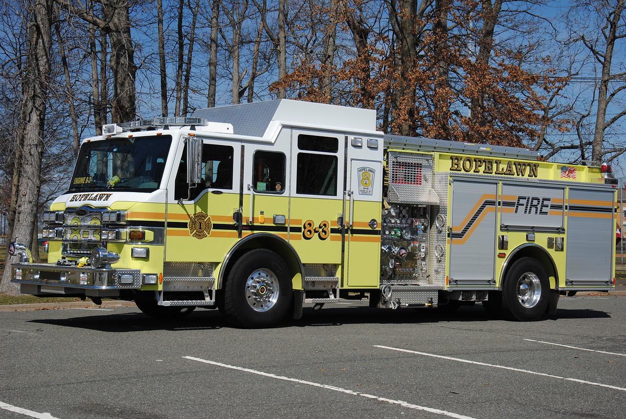 Hopelawn Fire Company Engine 8-3