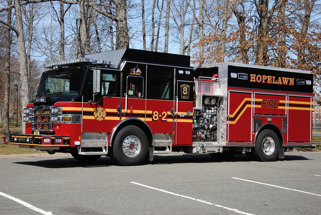 Hopelawn Fire Company Engine 8-2