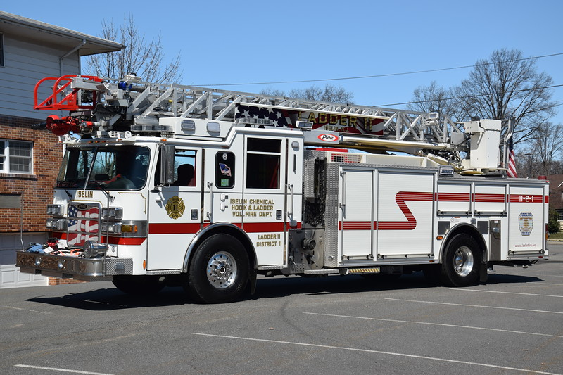 Iselin Chemical H&L Ladder 11