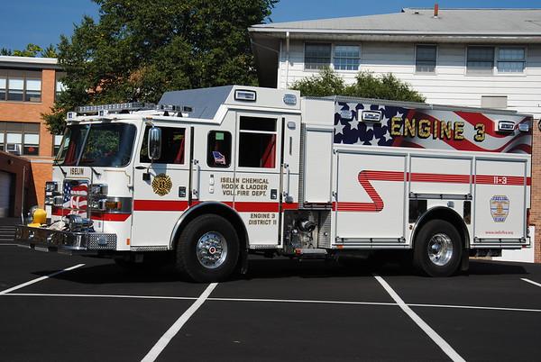 Iselin Chemical Hook & Ladder- Woodbridge Fire District #11