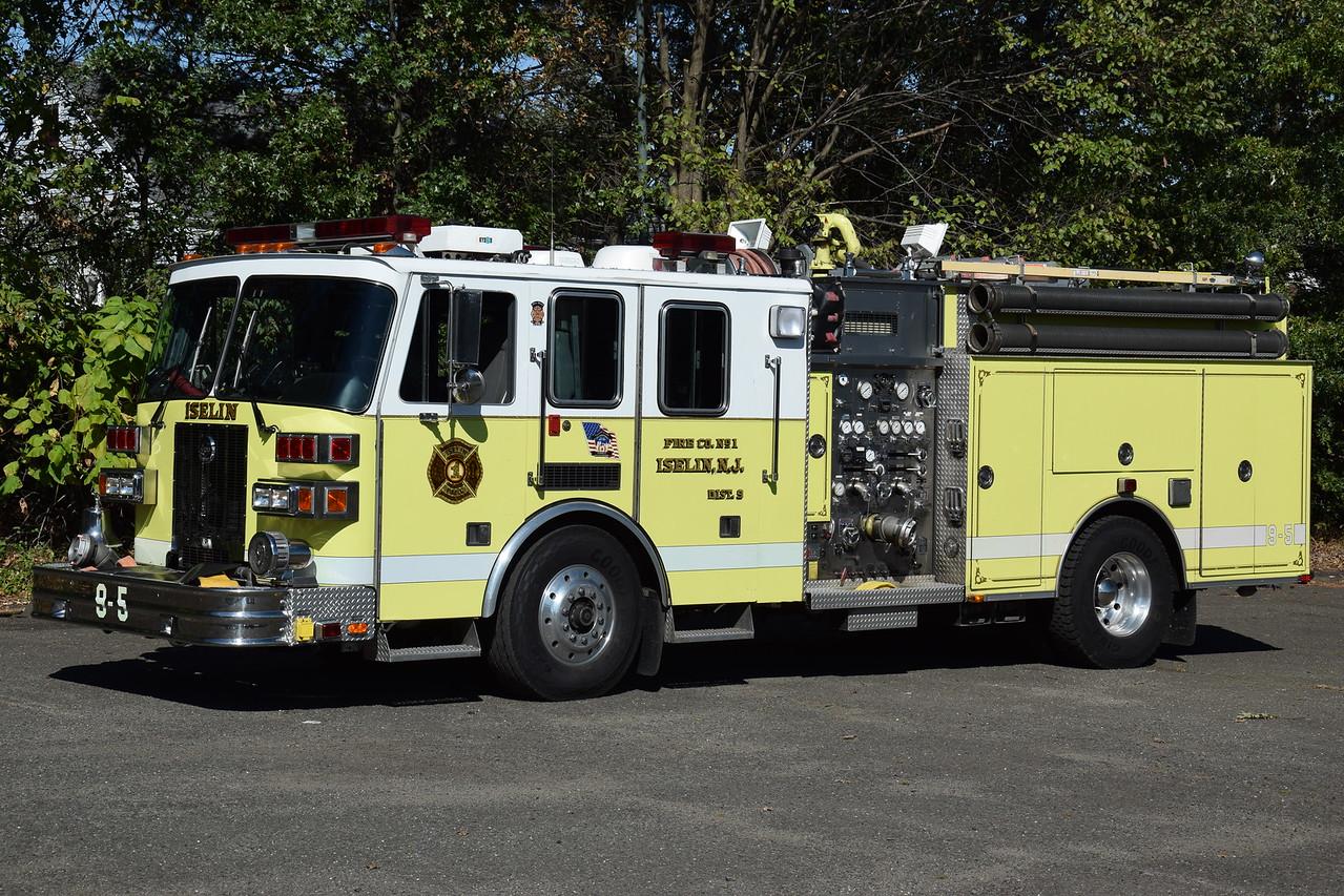 Iselin Fire Company #1 Engine 9-5