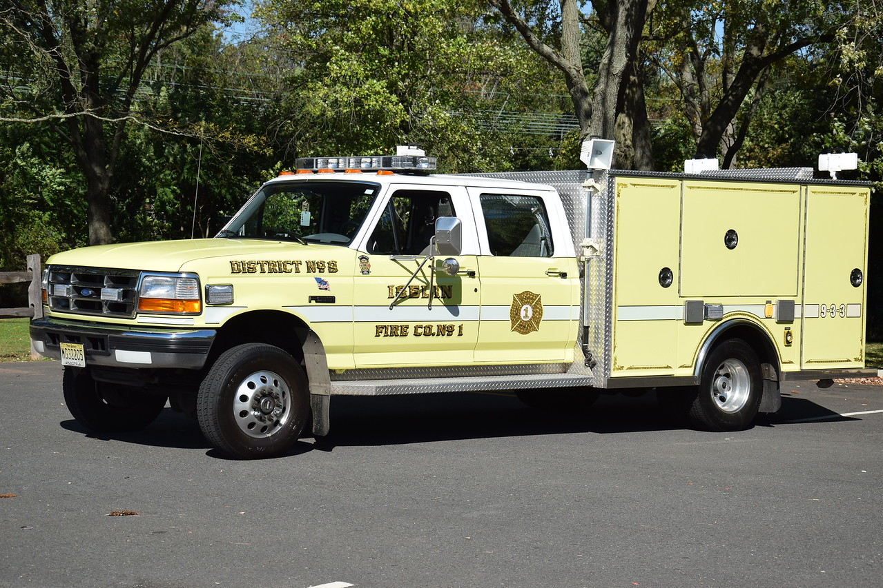 Iselin Fire Company #1 Rescue 9