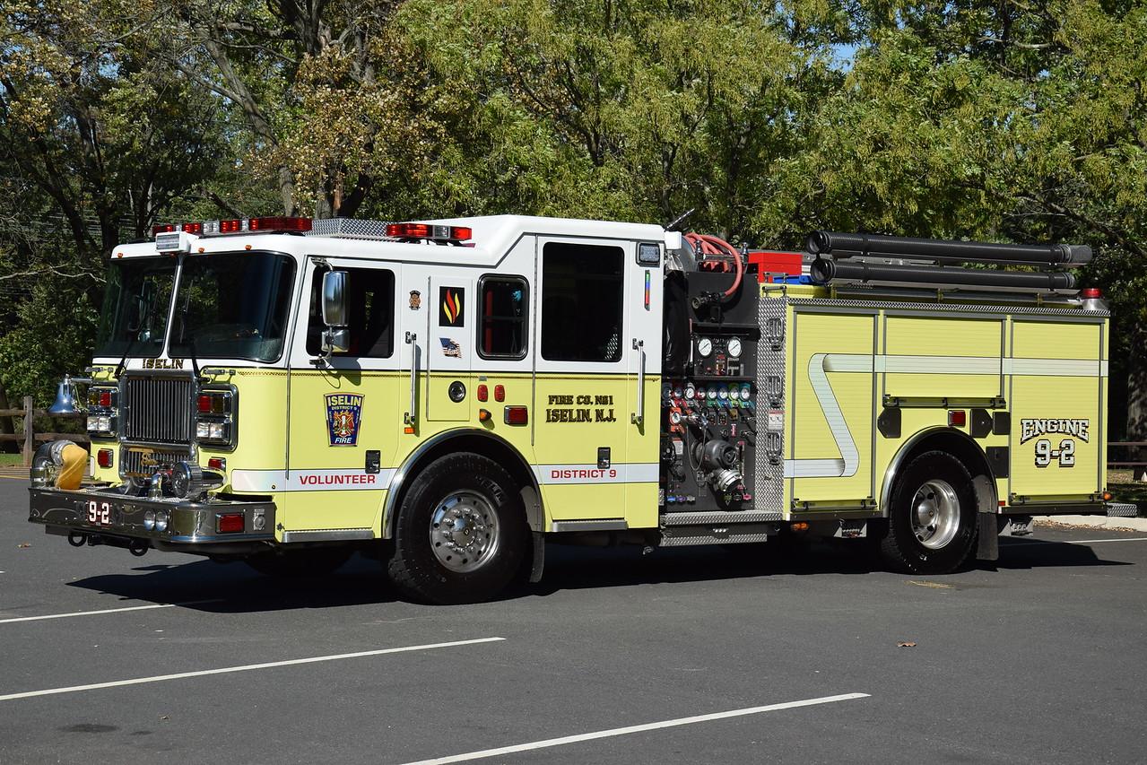 Iselin Fire Company #1 Engine 9-2