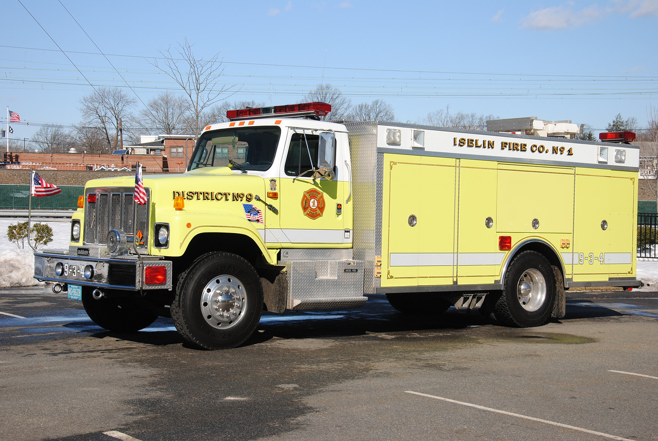 Iselin Fire Company #1,Woodbridge Twp Air/Light 9-3-4