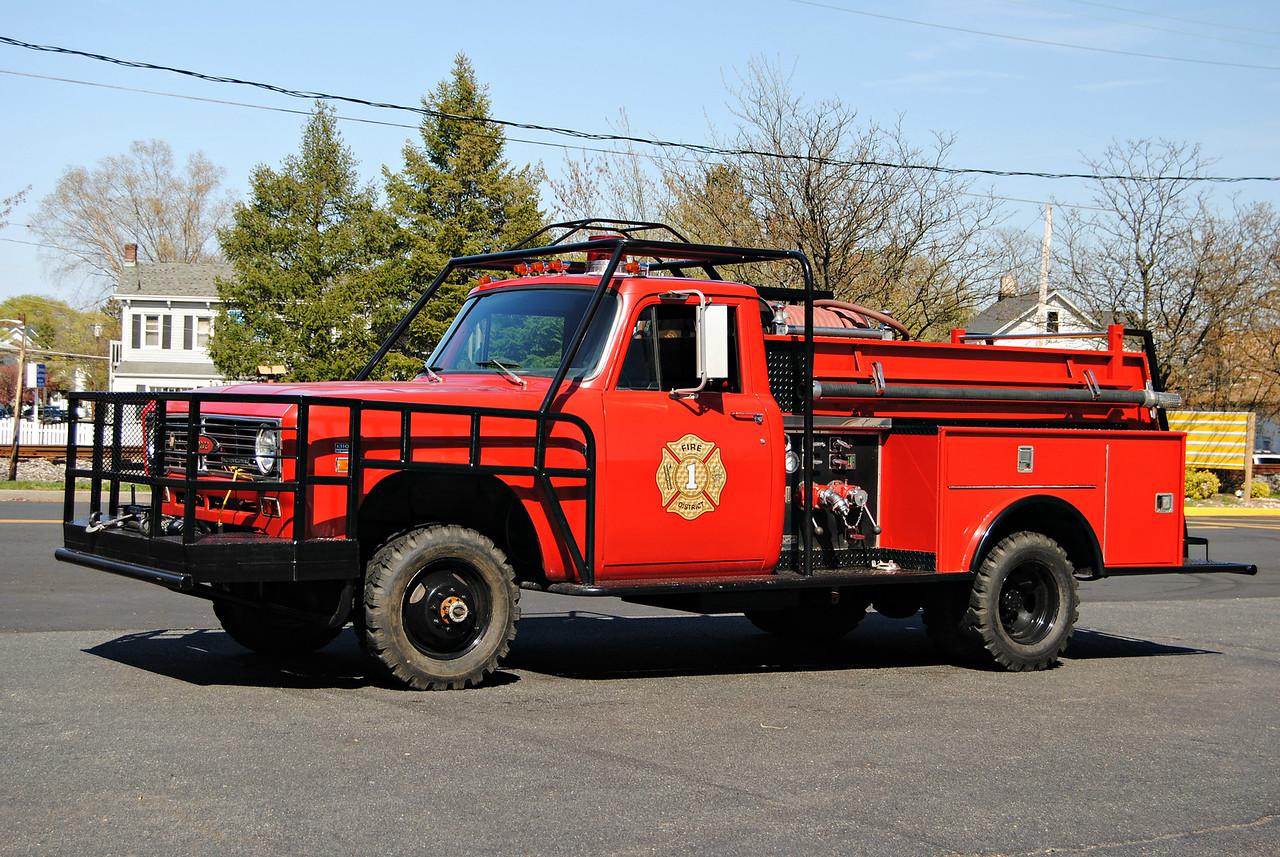 Jamesburg Fire Department BrushJ-7
