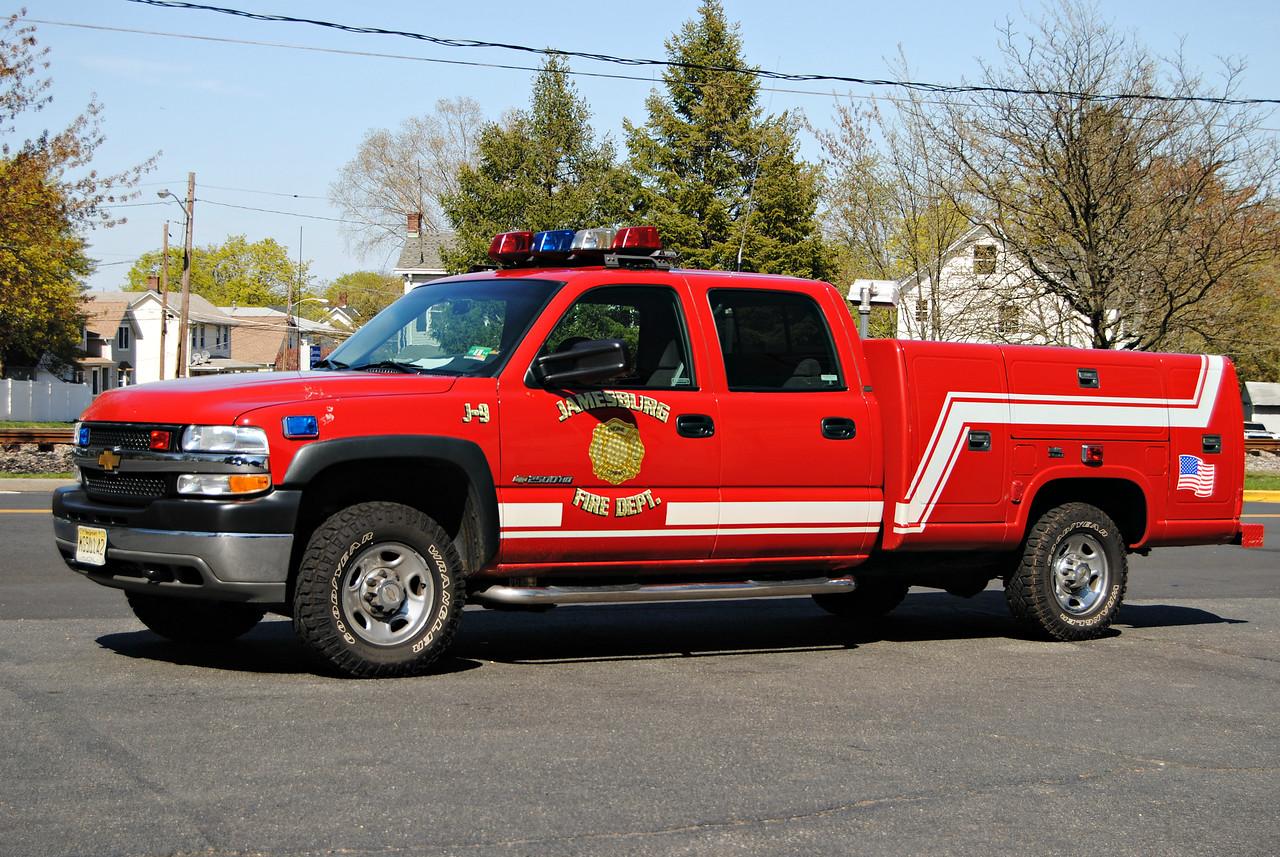 Jamesburg Fire Department Utilty J-9