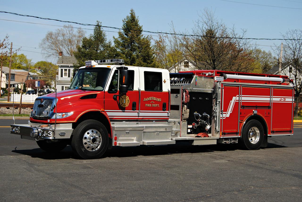Jamesburg Fire Department Engine J-3