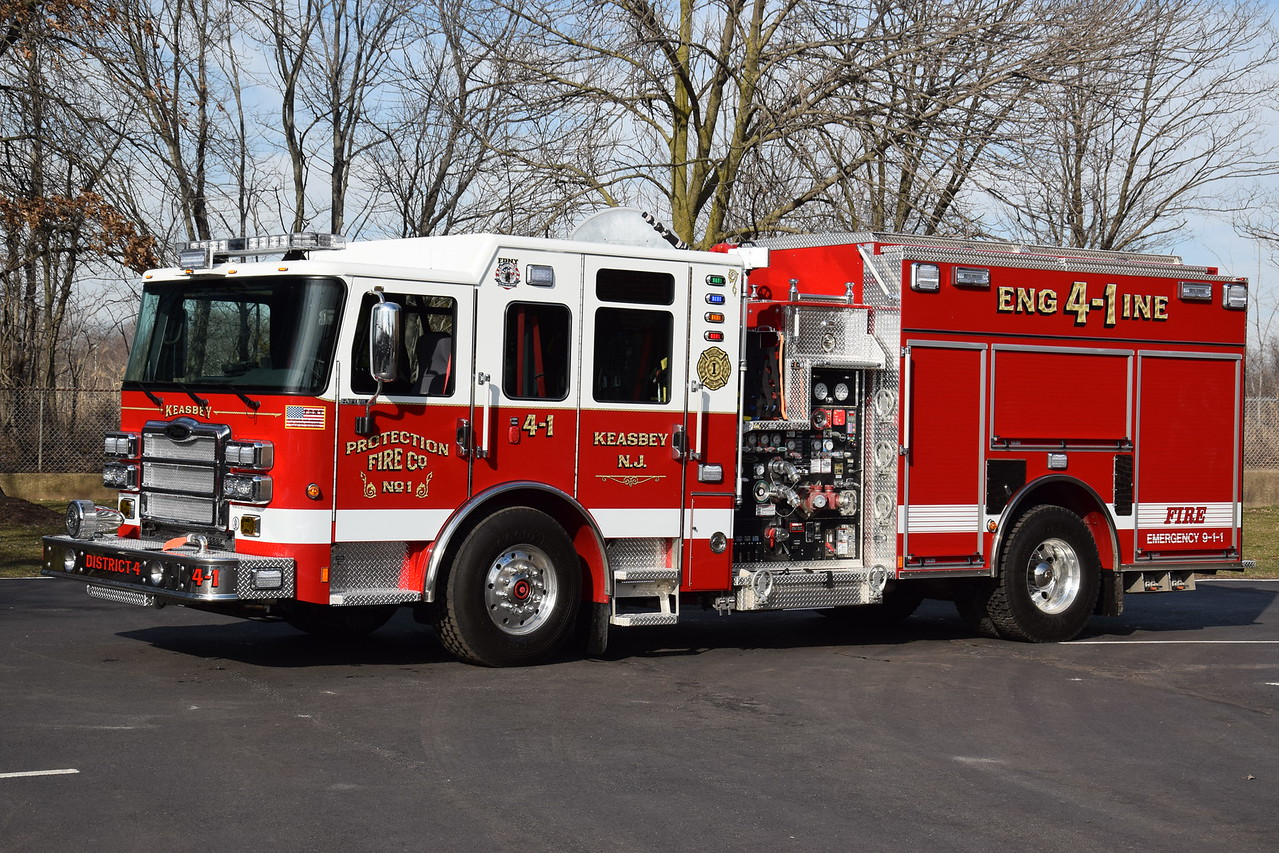 Protection Fire Company #1 Engine 4-1