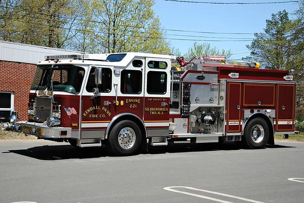 Kendall Park Fire Company- South Brunswick