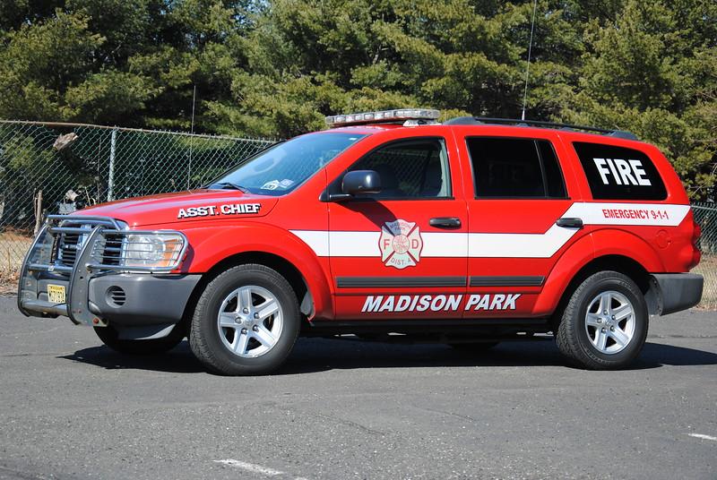 Madison Park Fire Department, Old Bridge Asst Chief 420