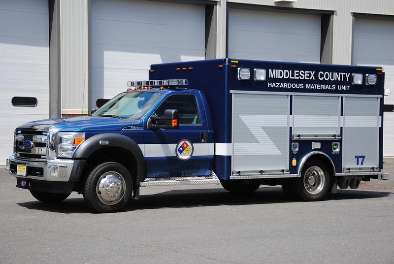 Middlesex County Haz-Mat T-7