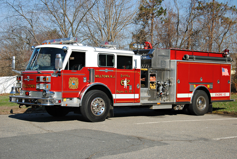 Eureka Engine Company Engine 62