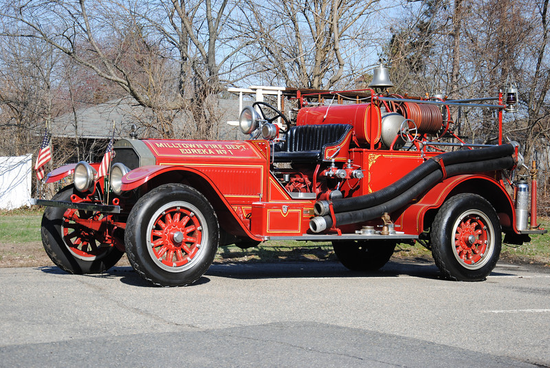 Eureka Engine Company, Milltown Fire Department Engine 2
