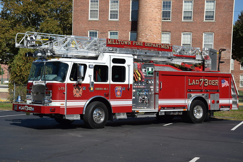 Eureka Hose Company #1, Ladder 73