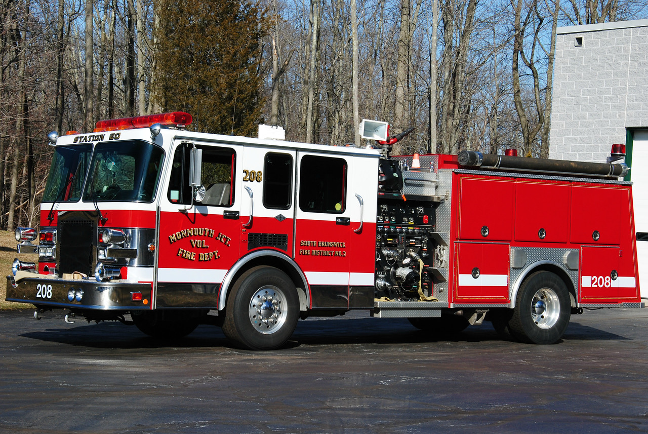 Monmouth Junction Fire Department Engine 208