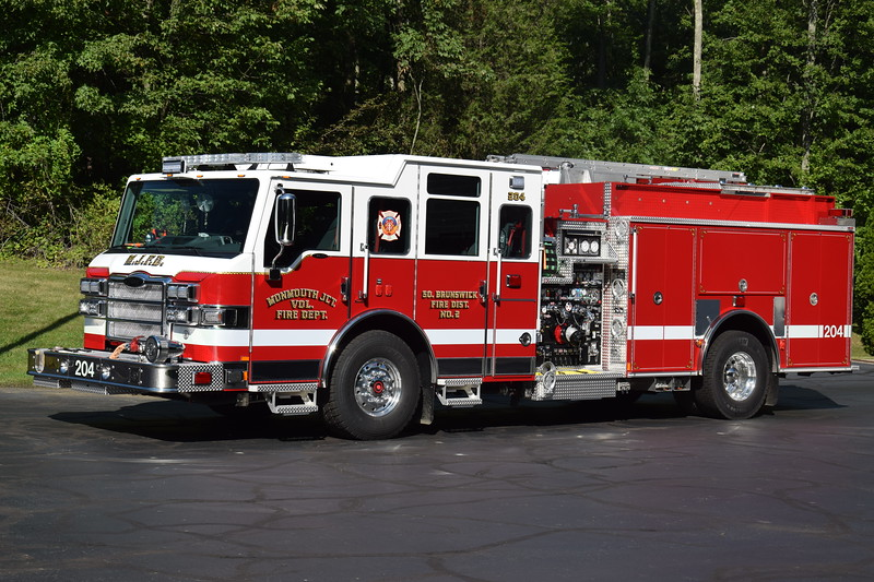 Monmouth Junction Fire Department Engine 204