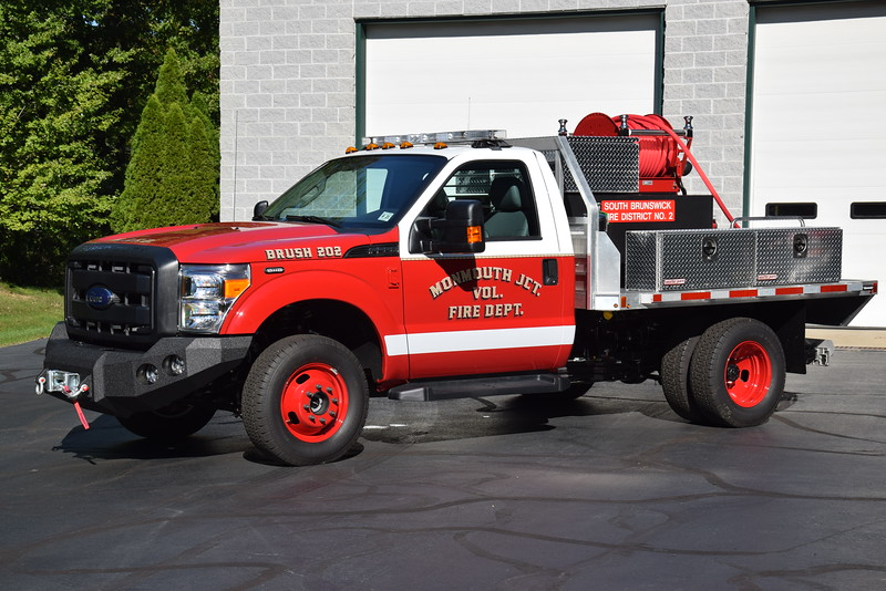 Monmouth Junction Fire Department Brush 202