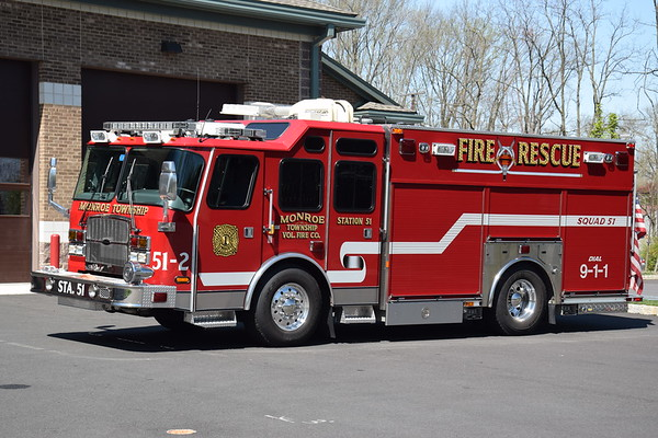 Monroe Twp Fire District #1