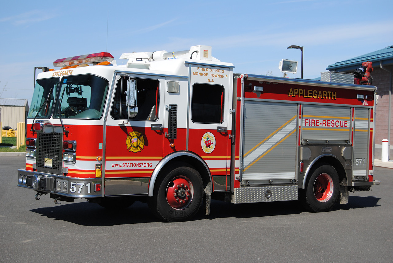 Monroe Fire District #2, Monroe Twp Engine 571