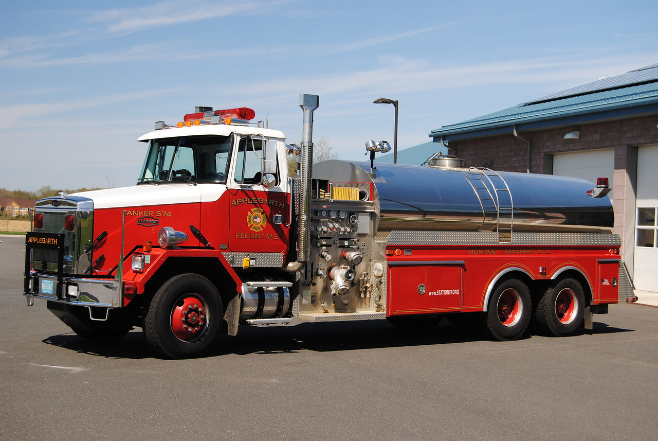 Monroe Fire District #2, Monroe Twp Tanker 57