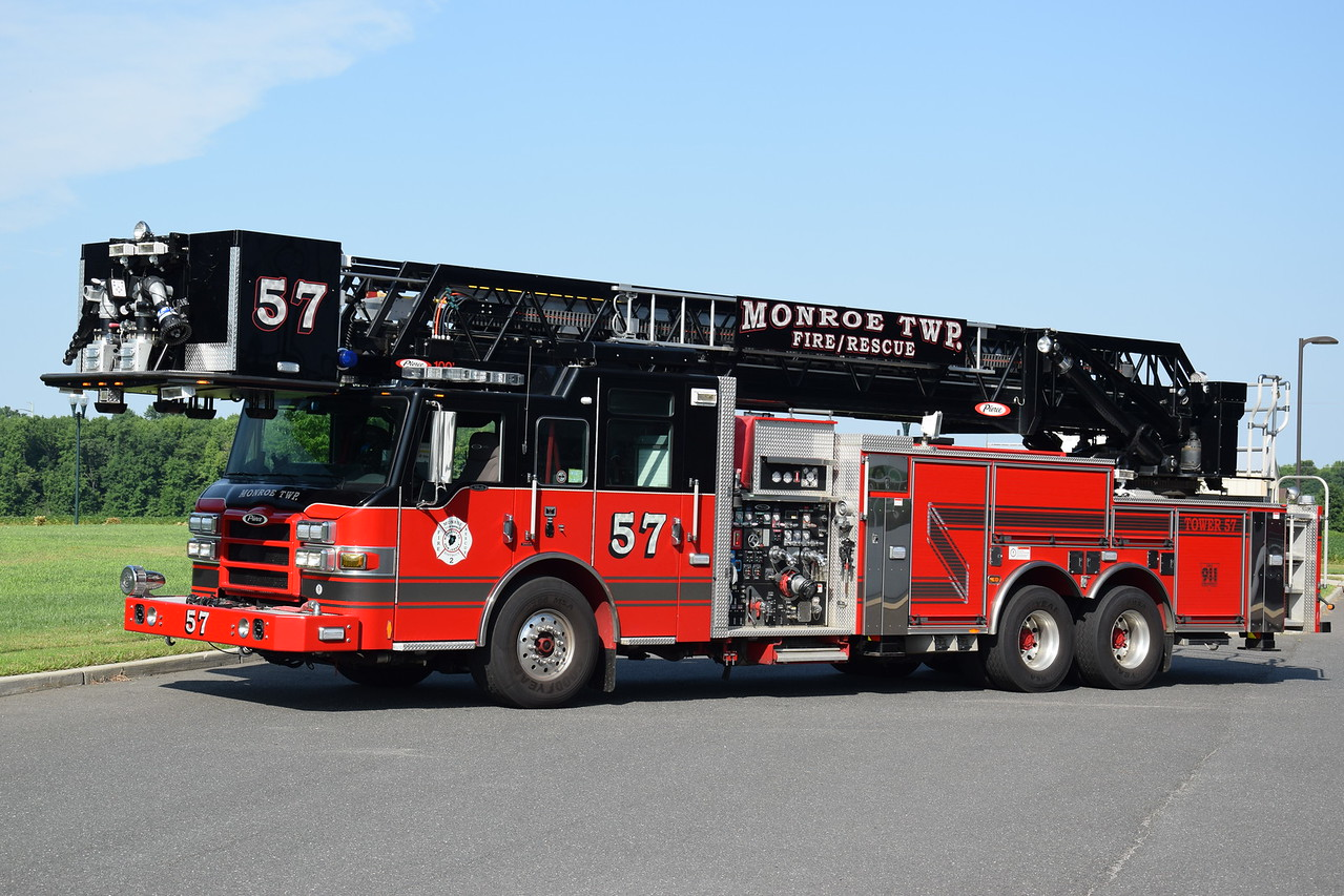 Monroe Fire District #2 Tower 57