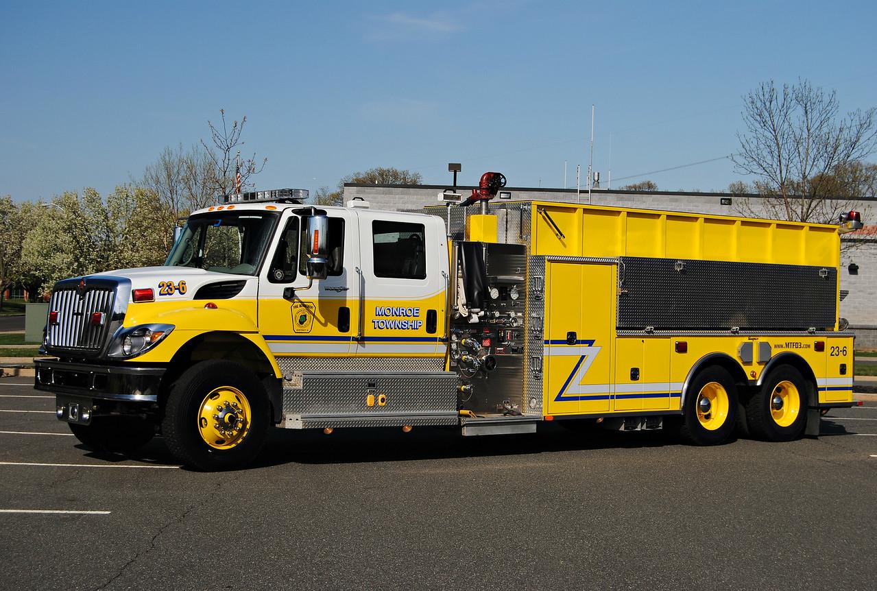 Monroe Fire District #3 Tanker 23-6